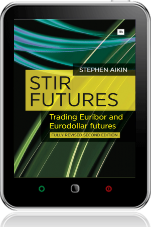 Cover of STIR Futures on Tablet by Stephen Aikin