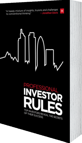 Cover of Professional Investor Rules by Jonathan Davis