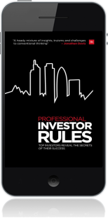 Cover of Professional Investor Rules on Mobile by Jonathan Davis