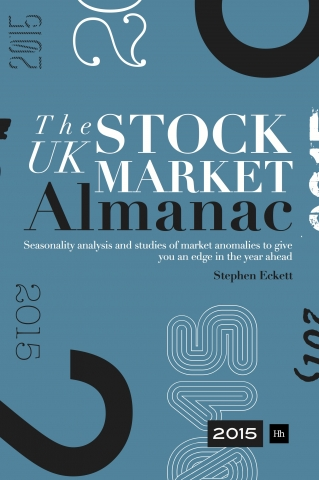Cover of The UK Stock Market Almanac 2015 by Stephen Eckett