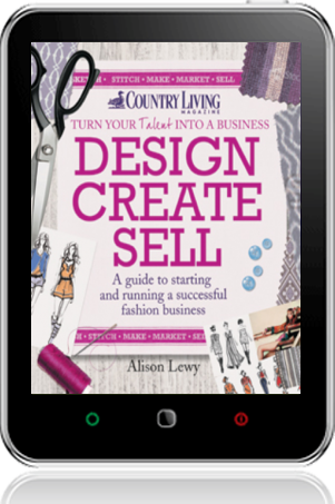 Cover of Design Create Sell (Tablet)