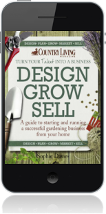 Cover of Design Grow Sell on Mobile by Sophie Davies