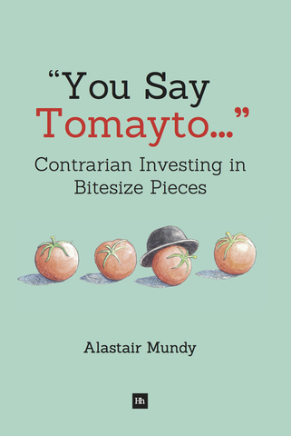 Cover of You Say Tomayto by Alastair Mundy