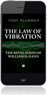 Cover of The Law of Vibration on Mobile by Tony Plummer