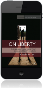 Cover of On Liberty (Mobile Phone)