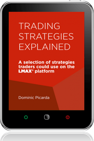 Cover of Trading Strategies Explained on Tablet by Dominic Picarda