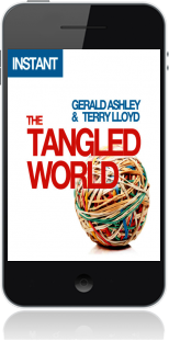 Cover of The Tangled World on Mobile by Gerald Ashley and Terry Lloyd