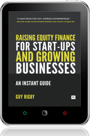 Cover of Raising Equity Finance for Start-up and Growing Businesses (Tablet)