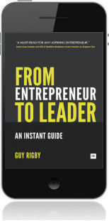 Cover of From Entrepreneur to Leader (Mobile Phone)