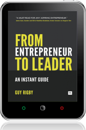 Cover of From Entrepreneur to Leader (Tablet)