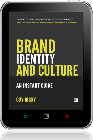 Cover of Brand Identity And Culture (Tablet)