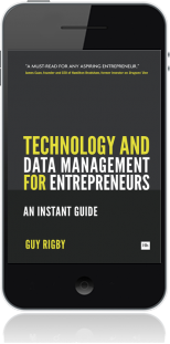 Cover of Technology and Data Management for Entrepreneurs (Mobile Phone)