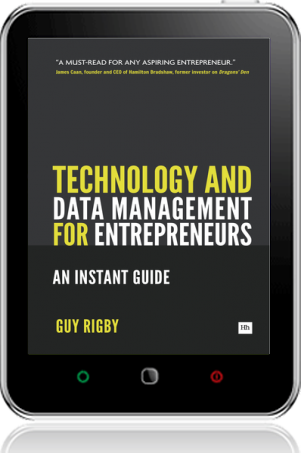 Cover of Technology and Data Management for Entrepreneurs (Tablet)