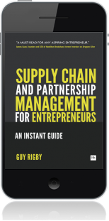 Cover of Supply Chain and Partnership Management for Entrepreneurs (Mobile Phone)