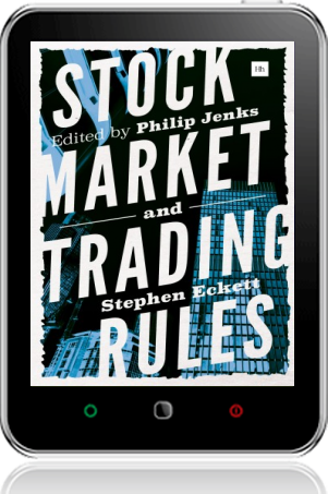 Cover of Stock Market Trading Rules on Tablet by Stephen Eckett