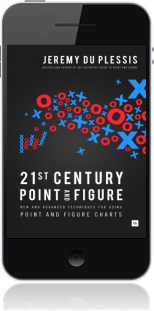 Cover of 21st Century Point and Figure on Mobile by Jeremy du Plessis