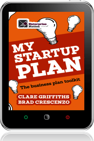 Cover of My Start-Up Plan (Tablet)