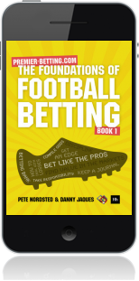 Cover of The Foundations of Football Betting on Mobile by Pete Nordsted and Danny Jaques