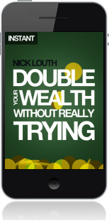 Cover of Double Your Wealth Without Really Trying on Mobile by Nick Louth