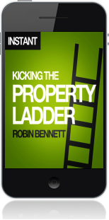 Cover of Kicking the Property Ladder on Mobile by Robin Bennett