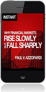 Cover of Why Financial Markets Rise Slowly but Fall Sharply (Mobile Phone)