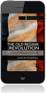 Cover of The Old Regime and the Revolution (Mobile Phone)