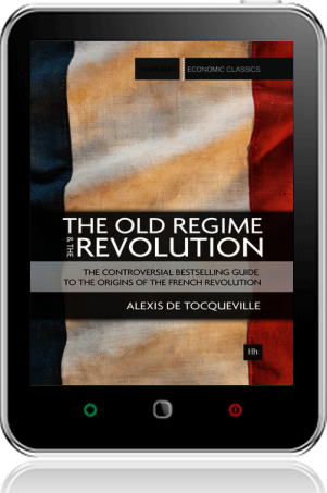 Cover of The Old Regime and the Revolution (Tablet)