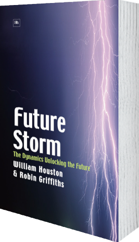Cover of Future Storm by William Houston andRobin Griffiths