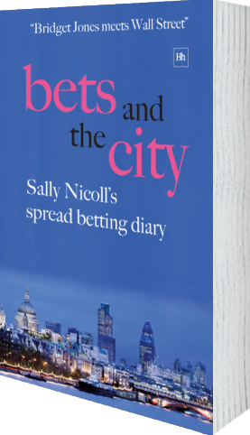Cover of Bets and the City by Sally Nicoll