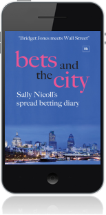 Cover of Bets and the City on Mobile by Sally Nicoll