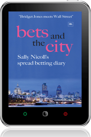 Cover of Bets and the City on Tablet by Sally Nicoll