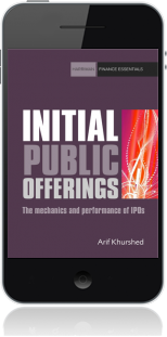 Cover of Initial Public Offerings on Mobile by Arif Khurshed