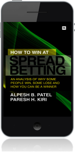 Cover of How to Win at Spread Betting on Mobile by Alpesh B. Patel andParesh H. Kiri