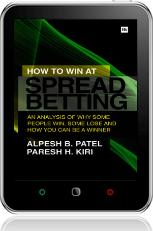 Cover of How to Win at Spread Betting on Tablet by Alpesh B. Patel andParesh H. Kiri