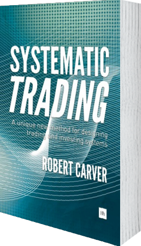robert carver systematic trading pdf