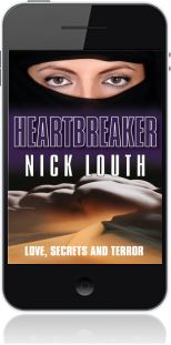 Cover of Heartbreaker on Mobile by Nick Louth