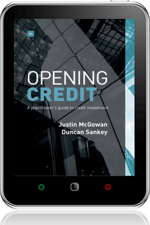 Cover of Opening Credit on Tablet by Justin McGowan andDuncan Sankey