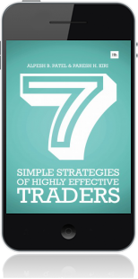 Cover of 7 Simple Strategies of Highly Effective Traders on Mobile by Alpesh B. Patel andParesh H. Kiri