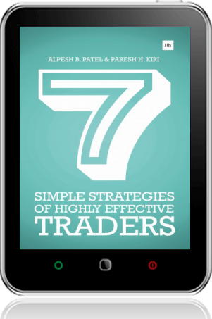 Cover of 7 Simple Strategies of Highly Effective Traders on Tablet by Alpesh B. Patel andParesh H. Kiri