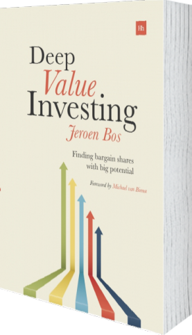 Cover of Deep Value Investing (Hardback) by Jeroen Bos