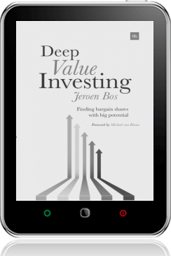 Cover of Deep Value Investing (Tablet BW)