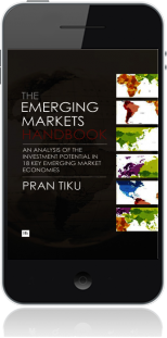 Cover of The Emerging Markets Handbook on Mobile by Pran Tiku
