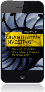 Cover of Quantitative Investing on Mobile by Fred Piard