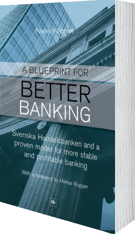 Cover of A Blueprint for Better Banking (Paperback) by Niels Kroner