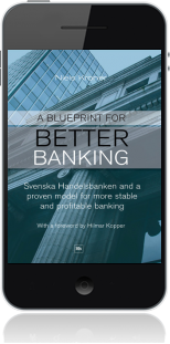 Cover of A Blueprint for Better Banking on Mobile by Niels Kroner