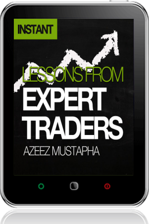 Cover of Lessons From Expert Traders (Tablet)