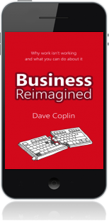 Cover of Business Reimagined (Mobile Phone)