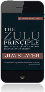 Cover of The Zulu Principle on Mobile by Jim Slater