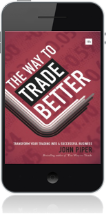 Cover of The Way to Trade Better on Mobile by John Piper