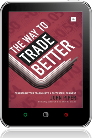 Cover of The Way to Trade Better on Tablet by John Piper